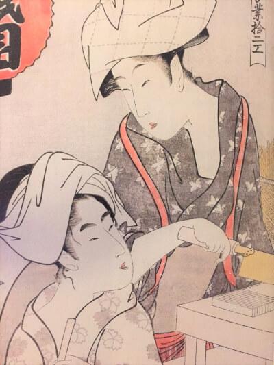 江戸時代 現代比較 『祇園豆腐』