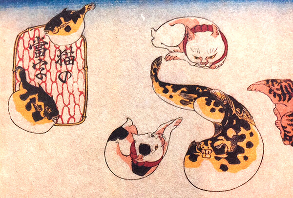 ふぐ 浮世絵 イラスト 描き方 Kenji Iwasaki 岩崎健児