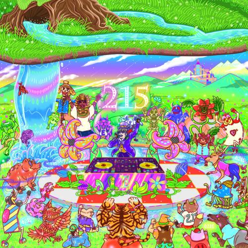 不思議の国のアリス ウサギの穴 マッドハッター ファンタジー ファンタジック かわいい 動物 トランプ兵 カラフル 絵本 イラスト 絵 イラストレーター
