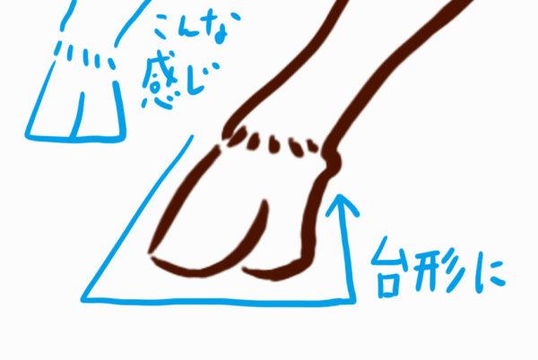 浮世絵 和風 イラスト 描き方 コツ 牛 年賀状 イラストレーター Kenji Iwasaki 岩崎健児 IWA